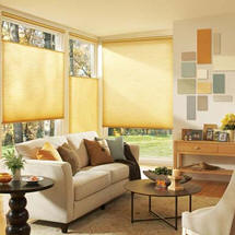 Applause® honeycomb shades
